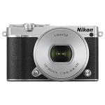 Camera foto mirrorless NIKON 1 J5, 23Mp, 3 inch, negru + obiectiv 10-30mm