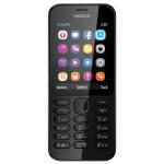 Telefon mobil Dual Sim NOKIA 222, Black