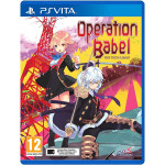 Operation Babel New Tokyo Legacy PS VITA