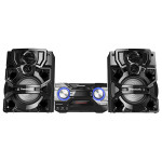 Sistem audio High Power PANASONIC SC-AKX660E-K, 1700W, Bluetooth, negru