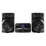Minisistem audio PANASONIC SC-UX100EK, 300W, Bluetooth, USB