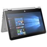"""Laptop 2 in 1 HP Pavilion x360 13-u103nq, Intel® Core™ i5-7200U pana la 3.1GHz, 13.3"""" Full HD Touch, 4GB, SSD 256GB, Intel® HD Graphics 620, Windows 10 Home"""