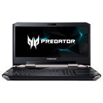"""Laptop ACER Predator GX21-71-746S, Intel® Core™ i7-7820HK pana la 3.9GHz, 21"""" Curved Full HD, 64GB, HDD 1TB + 2 x SSD 512GB, NVIDIA GeForce GTX 1080 SLI 16GB, Windows 10 Home"""