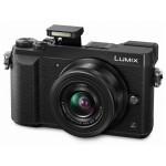 Camera foto mirrorless PANASONIC DMC-GX80, 16Mp, 3 inch + obiectiv 12-32mm, black