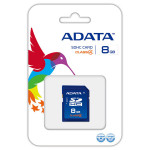 Card de memorie SDHC 8GB ADATA ASDH8GCL4-R