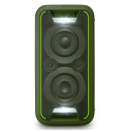 Sistem audio Sony GTK-XB5G, Bluetooth, NFC, Wireless, Extra Bass, Party music, Verde