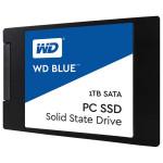 Solid-State Drive Western Digital Blue 1TB, SATA3, WDS100T1B0A