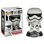 Figurina POP! Vinyl Star Wars - Episode 7 First Order Stormtrooper #66, 10 cm