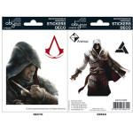 Set stickere Ezio&Altair - Assassins Creed
