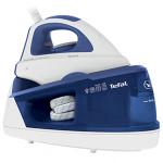 Statie de calcat TEFAL Purely & Simply SV5030,1.2l, 100g/minut, 2200W, alb-albastru