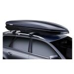Portbagaj plafon THULE Dynamic M 800 TA612801, 320l, gri titan/negru metalizat