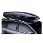Portbagaj plafon THULE Dynamic L 900 TA612900, 430l, gri titan/negru metalizat