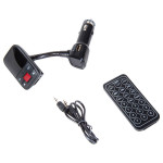 Modulator FM cu USB TUADIA Combo 800079, negru