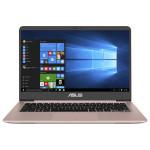 """Ultrabook ASUS ZenBook UX410UQ-GV073T, Intel® Core™ i7-7500U pana la 3.5GHz, 14"""" Full HD, 8GB, HDD 1TB + SSD 128GB, NVIDIA GeForce 940MX 2GB, Windows 10"""