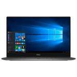 "Ultrabook DELL XPS 13 9350, Intel® Core™ i7-6560U pana la 3.2GHz, 13.3"" QHD+ Touch, 8GB, 256GB, Intel® Iris™ Graphics 540, Windows 10"