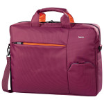 "Geanta laptop HAMA Marseille, 15.6"", poliester, roz"