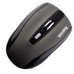 Mouse Wireless HAMA 00134926 AM-7800, 1600 dpi, negru-gri
