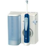 Aparat pentru irigatii bucale BRAUN MD18, retea, 1350 puls/min, Tehnologie cu microbule, alb - albastru