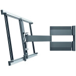 "Suport perete VOGEL'S Thin 345, 40-65"" (102-165 cm), 25 Kg, argintiu"