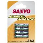 Baterie alcalina AAA SANYO SANLR034BP