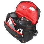 Geanta pentru camera foto DSLR, PROMATE Handypak2-S