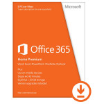 Licenta electronica ESD Microsoft Office 365 Home Premium, 32-bit/x64, eurozone, 1 an