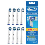 Set 8 rezerve Oral-B Precision Clean BRAUN EB20 PC