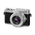 Camera foto mirrorless PANASIONIC DCM-GX800, 16Mp, 3 inch + obiectiv 12-32mm, silver