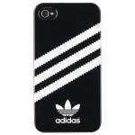 Bumper pentru iPhone 4/4S ADIDAS 15844, Black