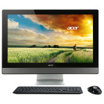 "Sistem All in One ACER Z3-710 DQ.B04EX.020, 23.8"" Full HD, Intel® Core™ i7-4785T pana la 3.2GHz, 8GB, 1TB, NVIDIA® GeForce® 840M 2GB, Free Dos"