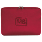 "Husa TUCANO BF-E-MB13-R pentru MacBook Pro 13"", neopren, rosu"