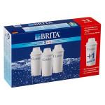 Set 3 filtre BRITA Classic BR1012170 + 1 gratuit