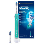 Periuta de dinti cu acumulator BRAUN TriZone 1000, 8800 osc/min