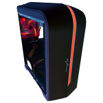 Sistem IT MYRIA Style V27, AMD Ryzen 7 1700X pana la 3.8GHz, 8GB, HDD 1TB + SSD 120GB, NVIDIA GeForce GTX 1060 6GB, Ubuntu