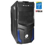 Sistem IT MYRIA XDrive V14, Intel® Core™ i5-4460 pana la 3.4GHz, 4GB, 1TB, nVIDIA GeForce GT 740 2GB DDR3, Linux