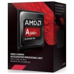 Procesor AMD A8-7650K, AD765KXBJABOX, 3.3GHz/3.7GHz, 4MB, FM2+