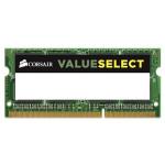 Memorie laptop Corsair ValueSelect 4GB DDR3L, 1600MHz, CL11, CMSO4GX3M1C1600C11