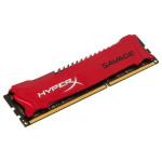 Memorie desktop Kingston HyperX Savage HX316C9SR/4, 4GB DDR3, 1600MHz, CL9