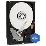 Hard Disk Western Digital 4TB Blue, 5400RPM, SATA3, 64MB, WD40EZRZ