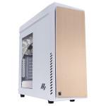 Carcasa Zalman R1 White, 2 x USB 2.0, 1 x USB 3.0, ATX