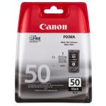 Cartus CANON PG-50BK, negru