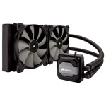 Cooler CPU Corsair Hydro Series H110i, 2 x 140mm, CW-9060026-WW