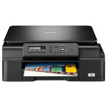 Multifunctional inkjet BROTHER DCP-J100, A4, USB