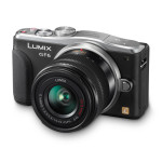 Camera foto mirrorless PANASONIC DMC-GF6, 16Mp, 3 inch + obiectiv 14-42mm, negru