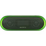 Boxa portabila SONY SRSXB20G, Bluetooth 4.2, Wireless, NFC, Verde