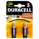 Baterii DURACELL AAK2 Basic Duralock, 2 bucati