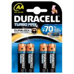 Baterii DURACELL AAK4 Turbo Max Duralock