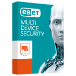 Antivirus ESET NOD32 Multi-Device V10, 1 an, 5 utilizatori, Box