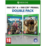 Far Cry 4 + Far Cry Primal Double Pack Xbox One