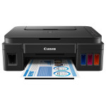 Multifunctional inkjet CANON PIXMA G2400 CISS, A4, USB